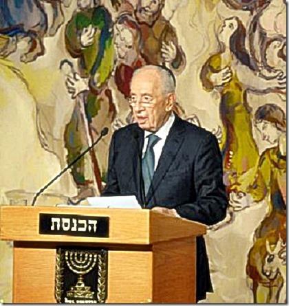 Shimon Peres 3