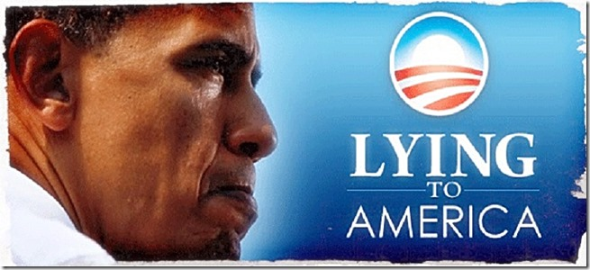 BHO Lying to America - Yes he can