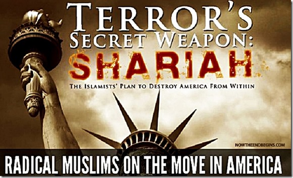 Sharia- Terror's Secret Weapon