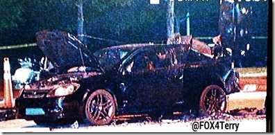 Car of 2 Muslim shooters Garland TX - Twitter 5-4-15