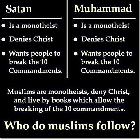 Satan = Mo