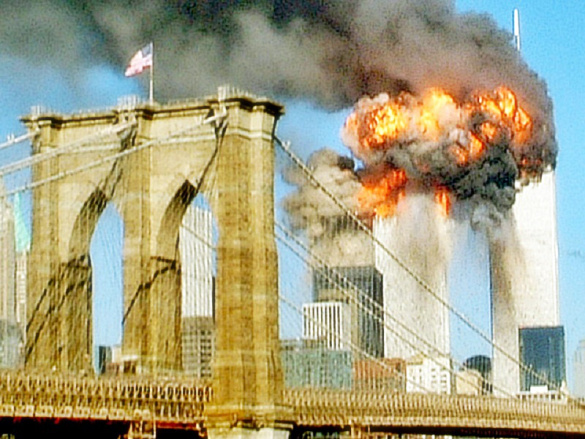 the-twin-towers-on-fire-after-9-11-attack